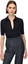 Gabriela Hearst LVR SUSTAINABLE CASHMERE BLEND KNIT TOP