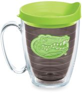 Tervis University of Florida Gators 15 oz. Colored Emblem Mug with Lid in Neon Green