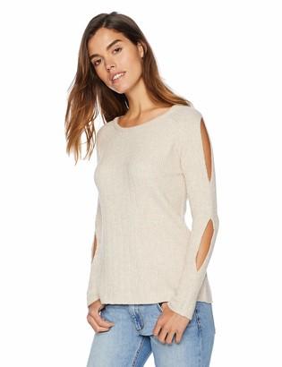 BB Dakota Women's Underneath It All Sweater
