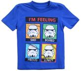Star Wars Feelings Blue T-Shirt