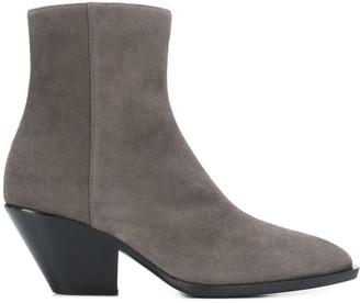 Giuseppe Zanotti Low Heel Ankle Boots