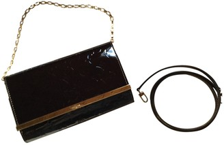 Louis Vuitton Ana Burgundy Patent leather Clutch bags