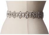 Kate Spade 3/4 Stone Bridal Belt with Grosgrain Ties Women's Belts