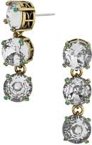 BaubleBar Cariana Glass Drop Earrings