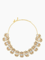Kate Spade Crystal arches necklace