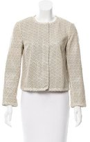 Tory Burch Jacquard Patterned Jacket