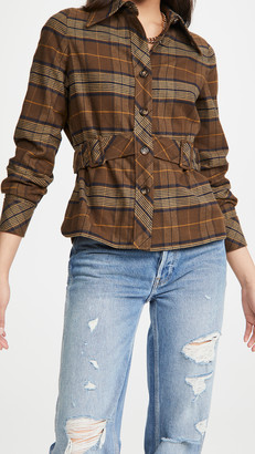 Marc Jacobs The Plaid Shirt