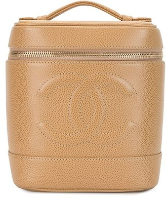 Chanel Pre Owned 2003 Cosmetics Vanity Case