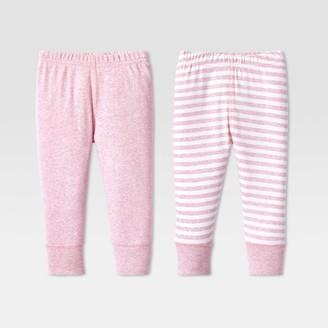 Lamaze Baby Girls' Organic Cotton 2pk Pants -