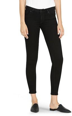 Hudson Krista Low-Rise Ankle Super Skinny Jeans
