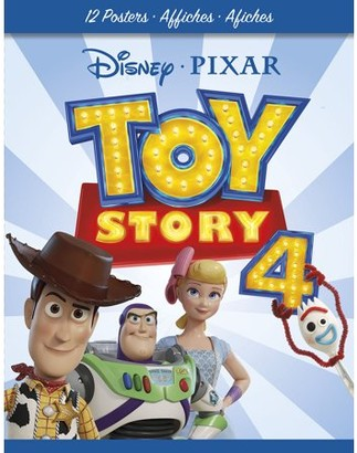 story. Poster Book - Toy 4 Poster
