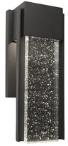 "Perley LED Outdoor Armed Sconce Orren Ellis Size: 12"" H x 6"" W x 4.5"" D"