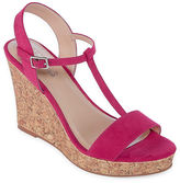STYLE CHARLES Style Charles Laura Womens Wedge Sandals