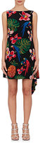 Valentino Women's Tropical Dream-Print Silk Sleeveless Minidress