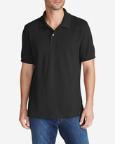 Eddie Bauer Men's Field Short-Sleeve Polo Shirt