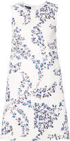 Les Copains floral print sleeveless dress