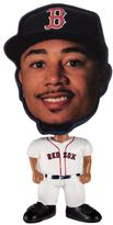 Forever Collectibles Boston Red Sox Mookie Betts Figurine