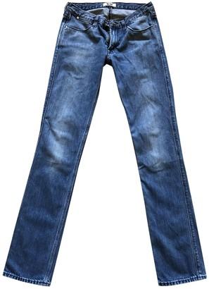 Acne Studios Blue Denim - Jeans Trousers