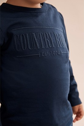 Country Road Long Sleeve Heritage T-Shirt