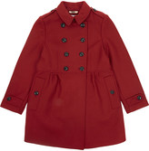 Burberry Coraline wool coat 4-14 years