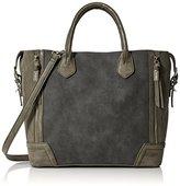Steve Madden Rowan Shoulder Handbag,Grey