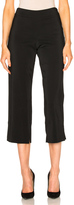Cushnie et Ochs Stretch Cady Cropped Pants