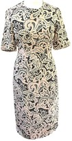 Mary Katrantzou Pink Silk Dress for Women