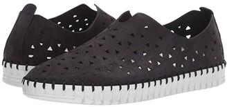 Eric Michael Inez (Black) Women's Shoes