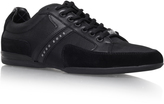 Hugo Boss Nos Spacit Sneaker In Black