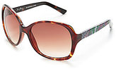 Vera Bradley Veronica Oversized Sunglasses