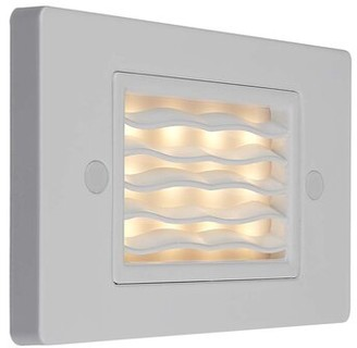 Bruck Lighting Step 1 - LED Step Light Color: Bronze, Reflector: Medium 40 Degrees