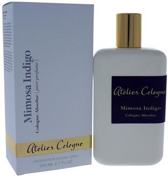 Atelier Cologne Unisex Mimosa Indigo 6.7Oz Cologne Absolue Spray
