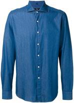 Fay Chambre shirt - men - Cotton - 42