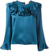 Roksanda frill detail blouse