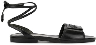 Chanel Pre Owned Sandals shoes
