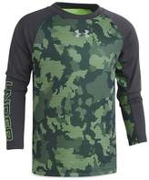 Under Armour Boys' Dotted-Camo-Print Tee - Little Kid