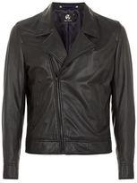 Ps By Paul Smith Super Soft Biker Jacket