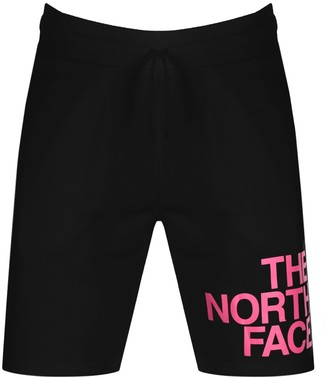 The North Face Logo Shorts Black