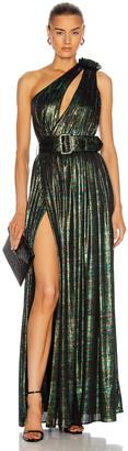 retrofete Andrea Dress in Green Print | FWRD