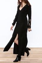Babel Fair Multi Split Dress