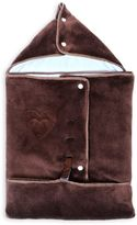Candide Universal Baby Wrap and Bunting Bag in Brown