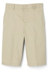 French Toast Husky Boys Flat Front Adjustable Waist Short