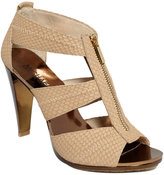 MICHAEL Michael Kors Berkley T Strap Sandals