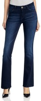 DL1961 Bridget Instasculpt Bootcut Jeans in Peak