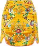 Glamorous Petites **Brocade Pelmet Skirt by Glamorous Petite