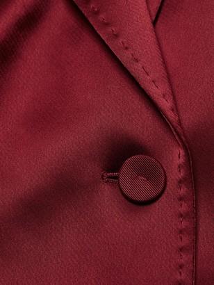 Lafayette 148 New York, Plus Size Whitney Single-Button Blazer