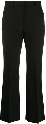 MSGM Kick Flare Trousers