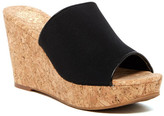Vince Camuto Maran Wedge Slip-On Sandal