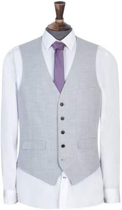 Dorothy Perkins Womens **Burton Grey Slim Fit Waistcoat