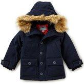 Class Club Little Boys 2T-7 Down Parka Coat